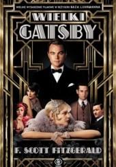 Okładka książki Wielki Gatsby F. Scott Fitzgerald