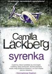Okładka książki Syrenka Camilla Läckberg