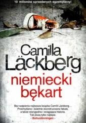 Okładka książki Niemiecki bękart Camilla Läckberg