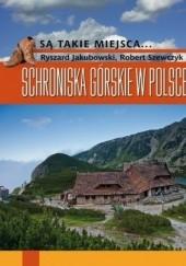 Okładka książki Schroniska górskie w Polsce