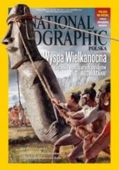 Okładka książki National Geographic 08/2012 (155) Redakcja magazynu National Geographic