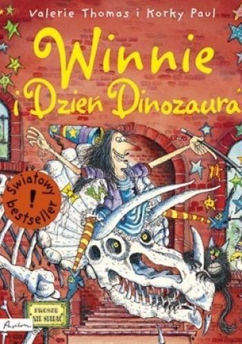 Okładka książki Winnie i Dzień Dinozaura Korky Paul,Valerie Thomas