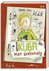 Okładka książki Geniusz Kuba: Plan doskonały Sabine Zett
