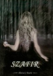 Okładka książki Szafir Alicia Stark