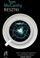 Okładka książki Resztki