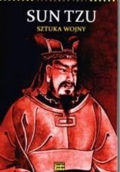 Okładka książki Sun Tzu. Sztuka wojny. Karen McCreadie