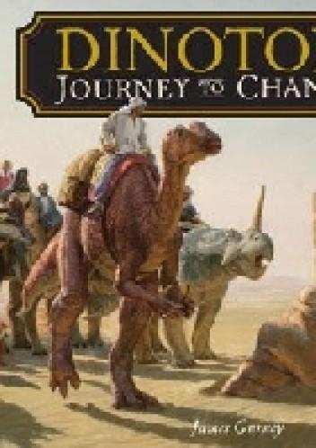Okładka książki Dinotopia. Wyprawa do Czandary James Gurney