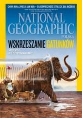 Okładka książki National Geographic 05/2013 (164) Redakcja magazynu National Geographic