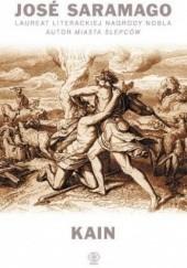 Okładka książki Kain José Saramago