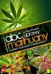 Okładka książki ABC Uprawy Marihuany Leszek Szczepkowski