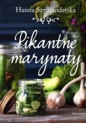 Okładka książki Pikantne marynaty Hanna Szymanderska
