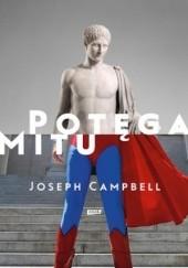 Okładka książki Potęga mitu Joseph Campbell