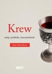 Okładka książki Krew Jean-Paul Roux