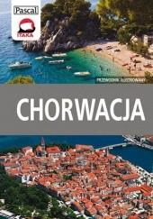 Okładka książki Chorwacja - przewodnik ilustrowany Katarzyna Firlej-Adamczak,Sławomir Adamczak
