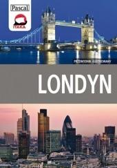Okładka książki Londyn - przewodnik ilustrowany Adam Dylewski
