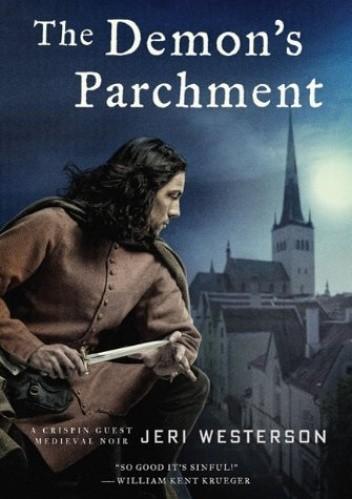 Okładka książki The Demon's Parchment Jeri Westerson