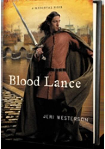 Okładka książki Blood Lance Jeri Westerson