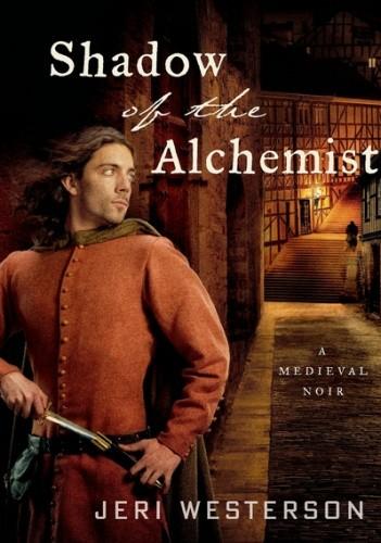 Okładka książki Shadow of the Alchemist Jeri Westerson