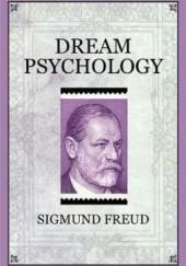 Okładka książki Dream Psychology Sigmund Freud