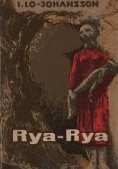 Okładka książki Rya-Rya Ivar Lo-Johansson