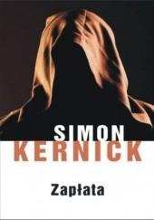 Okładka książki Zapłata Simon Kernick