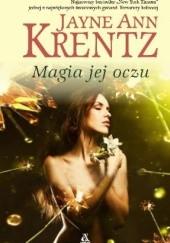 Okładka książki Magia jej oczu Jayne Ann Krentz