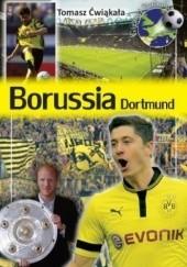 Okładka książki Borussia Dortmund Tomasz Ćwiąkała