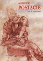 Okładka książki Jak rysować postacie Jose M. Parramon