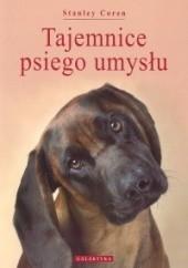Okładka książki Tajemnice psiego umysłu Stanley Coren
