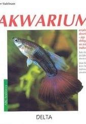 Okładka książki Akwarium Peter Stadelmann