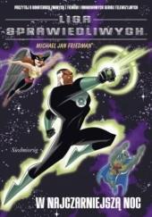 Okładka książki W Najczarniejszą noc Michael Jan Friedman