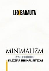 Okładka książki Minimalizm Leo Babauta