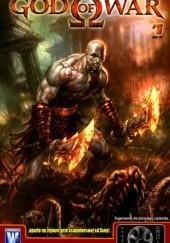Okładka książki God of War #1 Marv Wolfman