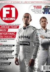 Okładka książki F1 Racing nr 6/2013 Redakcja magazynu F1 Racing