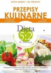 Okładka książki Przepisy do Diety 5:2 Dr Mosleya Mimi Spencer,Sarah Schenker