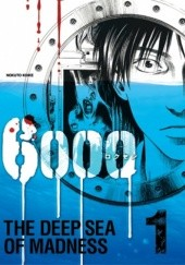 Okładka książki 6000 #1 Nokuto Koike