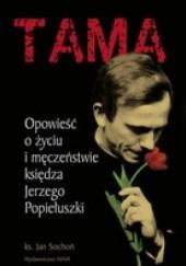 Okładka książki Tama Jan Sochoń