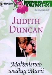 Okładka książki Małżeństwo według Marii Judith Duncan