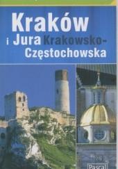 Okładka książki Kraków i Jura Krakowsk0-Częstochowska. Przewodnik kieszonkowy praca zbiorowa