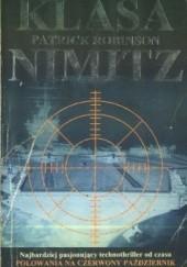 Okładka książki Klasa Nimitz Patrick Robinson