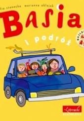 Okładka książki Basia i podróż. Zofia Stanecka