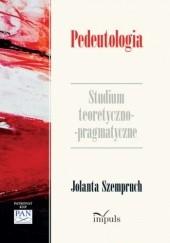 Okładka książki Pedeutologia Jolanta Szempruch