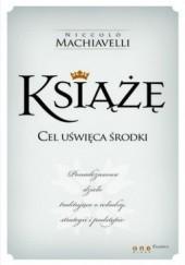 Okładka książki Książę Niccolò Machiavelli