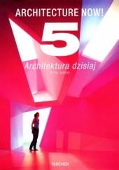 Okładka książki Architektura dzisiaj 5 Philip Jodidio