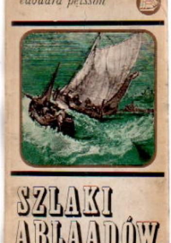 Okładka książki Szlaki Ablaadów Édouard Peisson