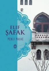 Okładka książki Pchli pałac Elif Şafak