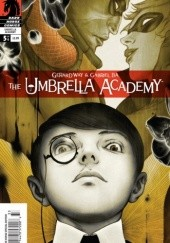 Okładka książki The Umbrella Academy: Apocalypse Suite #5: Thank You For The Coffee Gabriel Bá,Gerard Way