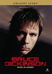Okładka książki Bruce Dickinson. Iron Maiden Joe Shooman