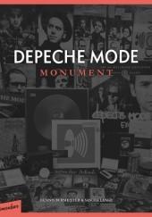 Okładka książki Depeche Mode. Monument Dennis Burmeister,Sascha Lange