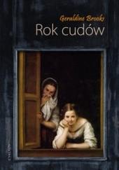 Okładka książki Rok cudów Geraldine Brooks